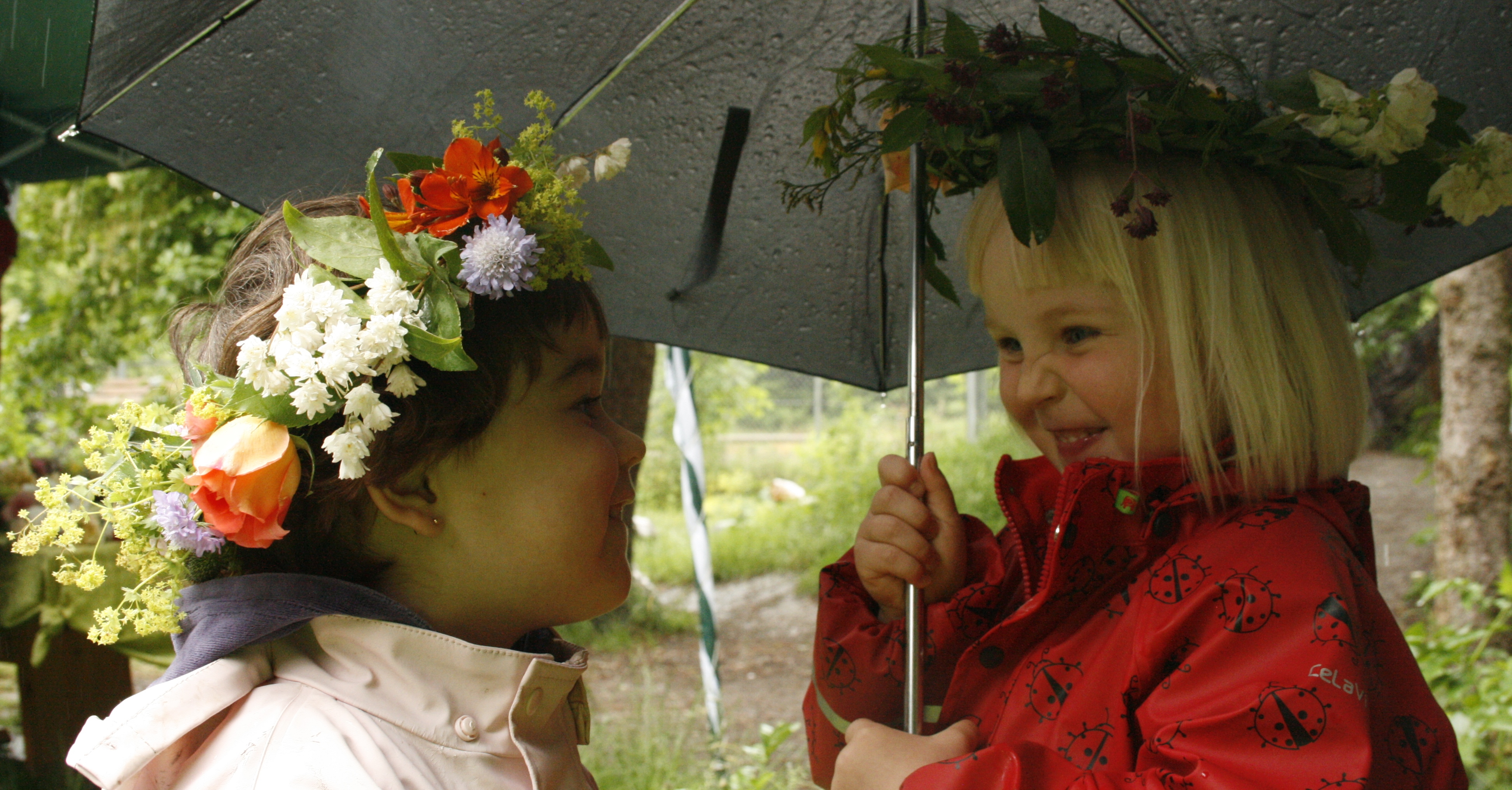 høstfest for børn